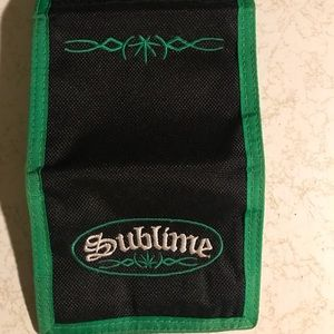 New sublime wallet